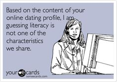 Online Dating Ecards