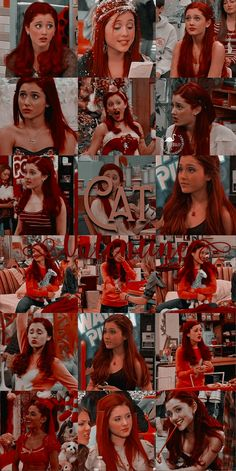 Ariana Grande Cat, Ariana Grande Photos, Icarly, Victorious Nickelodeon, Hollywood Arts, Valentine Poster, Cat Valentine Victorious, Jade West, Sam And Cat