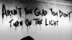 Arent you glad you didn't turn on the light? Urban Legends, Superwholock, Paranormal, Math, Random, Funny, Math Resources, Funny Parenting, Hilarious