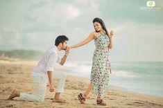 Gorgeous Pre-Wedding Photos of Sunmusic VJ Diya Menon & Karthik Pre Wedding Shoot Ideas, Pre Wedding Poses, Pre Wedding Photoshoot, Indian Wedding Photography Poses, Couple Photography Poses, Beach Photography, Photography Ideas, Couple Photoshoot Poses, Couple Posing