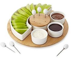 Appetizer Serving Set #ad#partyappetizers #holidayentertaining#christmasparty