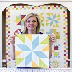 Wishes Quilt Along: Annie's Choice Block