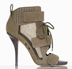 Beautiful Shoes by Alexander Wang 2012