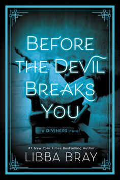 Download   Read Online Before the Devil Breaks You (The Diviners #3)