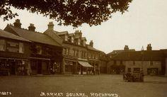 Rochford Square c1915.