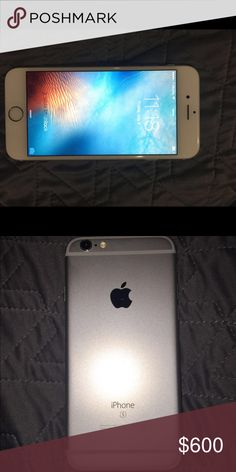 iPhone 6s silver 64gb t-mobile Im selling my iPhone 6s silver 64gb t-mobile comes with box and original accessories or trade for an iPhone 6s plus.                                    Payment :: paypal Apple Other