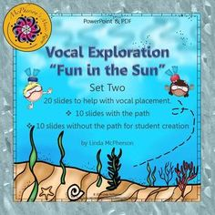 Listen to the giggles erupt as your elementary music students LOVE doing these vocal explorations. Do a few everyday to help strengthen the head voice. Preschool Music, Music Activities, Teaching Music, Teacher Notebook, My Teacher, Music Classroom, Classroom Ideas, Music Teachers, Vocal Training