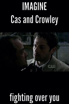 CROWLEY would defeat castiel every time