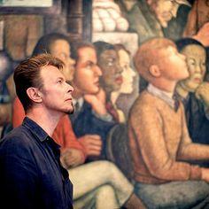 David Bowie by Jill Furmanovsky