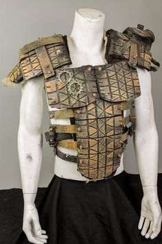 Your place to buy and sell all things handmade Post Apocalyptic Clothing, Post Apocalyptic Costume, Post Apocalyptic Fashion, Armadura Medieval, Apocalypse Armor, Apocalypse Survival, Bunker, Cosplay Diy, Cosplay Costumes