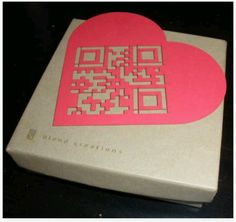 ADORABLE wedding invitation! When your guests scan the QR code with their smartphone, they'll be taken to your invitespring website. https://invitespring.com