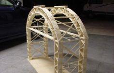 Popsicle Arch Bridge