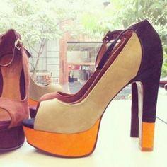 Cuban heels