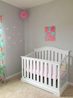 Home Tour - Our Sweet Girl's Nursery!