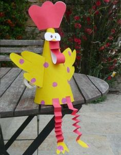DIY Ostern Ideen - DIY Ostern Ideen The Effective Pictures We Offer You About paper crafts A quality picture can tell - Spring Crafts For Kids, Projects For Kids, Diy For Kids, Craft Projects, Project Ideas, Easter Crafts, Kids Crafts, Diy And Crafts, Arts And Crafts
