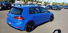 2019 Golf R Nogaro Blue Pearl Effect. Blue Pearl, Beetle, Volkswagen, Golf, June Bug, Beetles, Turtleneck