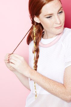 The easiest DIY summer hair that we STILL can't get enough of