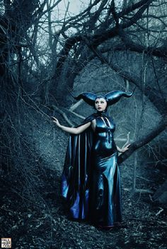 Perfectly Malicious Latex Maleficent [Cosplay]