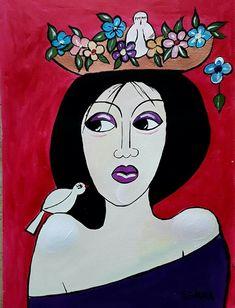 Rosa dengra Disney Characters, Fictional Characters, Snow White, Disney Princess, Art, Pink, Art Background, Kunst, Sleeping Beauty
