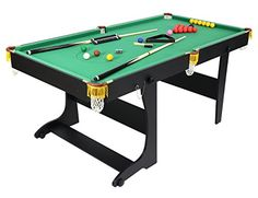 Shiny Trading Folding Game Table Pool Table/Billiards Snooker Table With  Wheels Prices, Review, Price Comparison And Where To Buy Online At Compare  Store ...