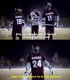 You Go Stiles!