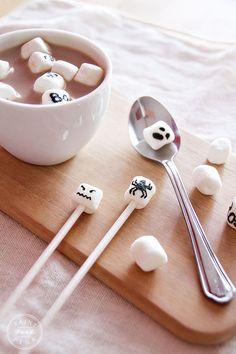 Halloween Marshmallo