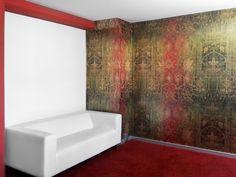 Handwerker Firma: Frank Eichberg AG Malergeschäft, Zürich / Material: Tapete von Arte, Farben von Farrow & Ball