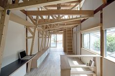 nice wood structure
