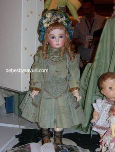 H doll at sales room