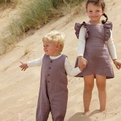 Luxury girl's linen dress for occasion and everyday wear, made from linen here in England 0 to 6 years. Luxury Girl, Linen Dresses, Baby Dresses, Baby Sewing, 6 Years, Sustainable Fashion, Fashion Brand, Knitwear, Kids Outfits