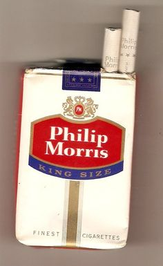 1000 Images About Philip Morris Collectables On Pinterest