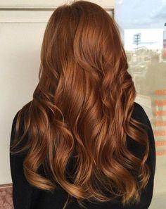 Best 25+ Copper brown hair ideas