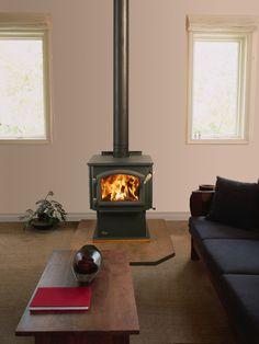 QuadraFire 2100 Millenium wood stove