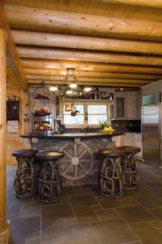 Natural Element Homes — Plan of the Month: Raven's Nest Camp...