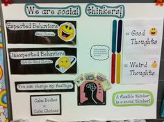 Angela Cardenas' website is full of terrific ideas for using the social thinking resources from Michelle Garcia Winner.