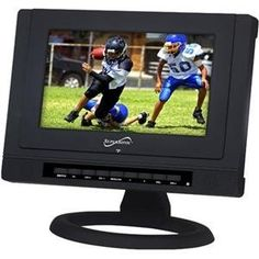 """Supersonic, 9"""" Widescreen Portable DVD (Catalog Category: DVD Players & Recorders / Portable DVDs) by Supersonic. $152.50. 9"""" WIDESCREEN TFT PORTABLE DVD/MP3 PLAYER"""