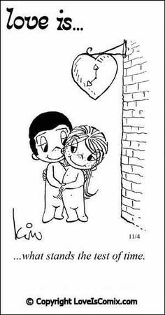 Love is. Number one website for Love Is. Funny Love is. pictures and love quotes. Love is. comic strips created by Kim Casali, conceived by and drawn by Bill Asprey. Everyday with a new Love Is. Love Is Cartoon, Love Is Comic, What Is Love, Love You, My Love, Funny Love, Cute Love, Couple Relationship, Relationships