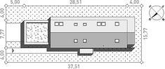 Projekt domu Odważny 1 158 m2 - koszt budowy - EXTRADOM Home Decor, Decoration Home, Interior Design, Home Interior Design, Home Improvement
