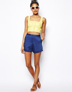 River Island Tailored Short