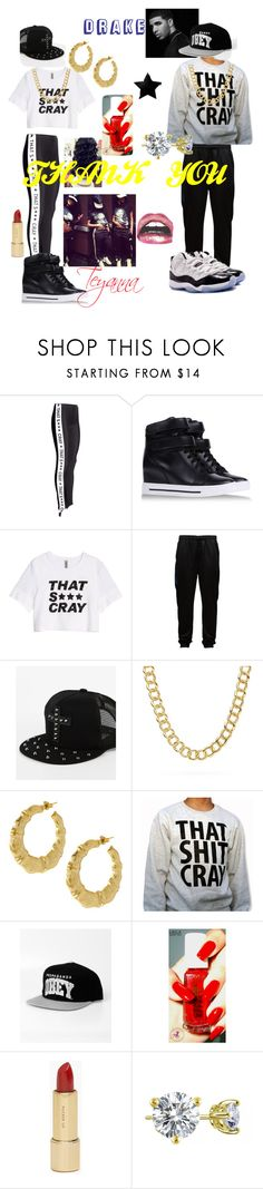 """THANK YOU for everyone i tagged and more who helped me reach my goal of views, likes, and sets. "" by babiegurlduce ❤ liked on Polyvore featuring H&M, Marc by Marc Jacobs, Jack & Jones, Concord, Coach, Gogo Philip, OBEY Clothing, Layla Cosmetics, Kate Spade and River Island"