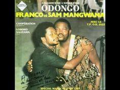 Odongo (Coopération) (Sam Mangwana) - Franco & le T.P. O.K. Jazz 1982