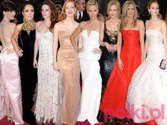 Kreacje gwiazd Oscary 2013