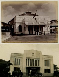 Yogyakarta, Jakarta, Old Photos, Indie, Mansions, House Styles, Photography, Green, Old Pictures