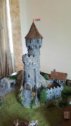 Wargame, tower