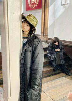Sleeping Drawing, Saito Asuka, Wolf Children, Best Photo Poses, Asian Singles, Manga, Live Action, Hypebeast, Canada Goose Jackets