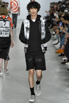 Christopher Raeburn Spring/Summer 2017 Menswear London Fashion Week
