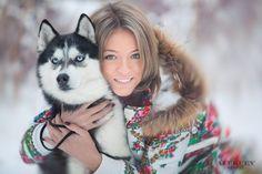 хаски зимой фото: 20 тыс изображений найдено в Яндекс.Картинках