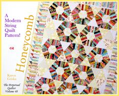 Popular items for scrap quilt pattern on Etsy