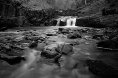 Healey Dell in Rochdale, UK