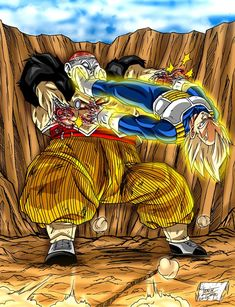 Dbz, Gohan And Goten, Dragon Ball Z, Dragon Z, Kid Buu, Power Rangers, Ball Drawing, Goku Super, Dark Fantasy Art